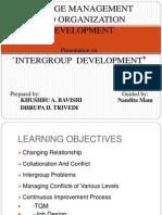 Intergroup Development