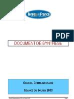 Dossier synthèse CC 24 juin 2013 -14 juin BIS