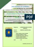 Proyecto de Cultivos Hidroponicos