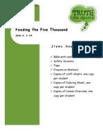 FeedingFiveThousand