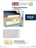 128262892 Build an Easy Workbench