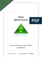 Manual Karuna Kianna