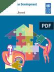 Georgia human development report 2008