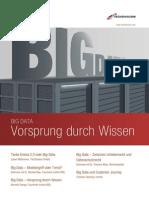 Big Data – Vorsprung durch Wissen