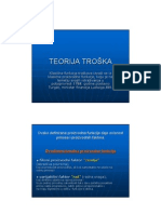 Teorija Troska