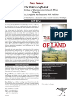 The Promise of Land
