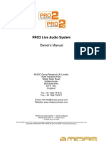 A5.Midas PRO2 PRO2C Operator's Manual