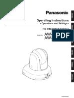 A29.Panasonic AW HE50SE