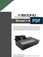 A32. Roland v-1600HD