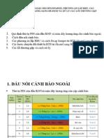 Huong Dan Dau Noi Canh Bao Ngoai Cho BTS Huawei Va Cach Swap Tu Alcatel Sang Huawei HCM Goi Viet