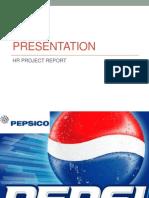 HR Practices in Pepsi