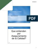 Clase 14 AseguramientodeCalidad