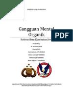 Gangguan mental organik