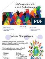 Cultural Hospice and Palliative Report