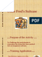 Ice Breaker-Uncle Fred's Suitcase