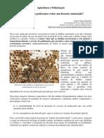 Apicultura e Polinização
