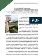 O Universo Urbano e as Estradas Reais e Ferroviárias