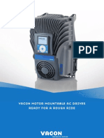 Vacon 100 Motor Mountable Product Brochure En
