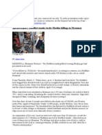 Reuters_Special Report- Buddhist monks incite Muslim killings in Myanmar.doc