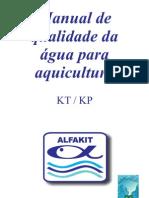 Manual Qualidade Agua Aquicultura