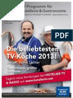 Hotel Tv Programm Juli 2013