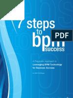 White Paper 7 Steps to Bpm Success