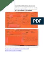 Kompletna detaljna dokumentacija o nezakonitom postupanju HOK-ova trojca Laban - Andreis - Travaš poslana u Berlin i Bruxelles