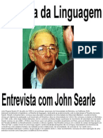Filosofia da Linguagem - Eentrevista John Searle.pdf