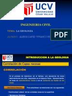 La Geologia Alexis Vivanco