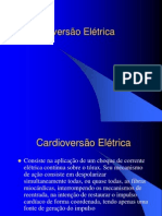 Cardioversão Elétrica