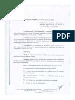 Resolução 01 de 2013