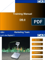 DB-II Training Manual