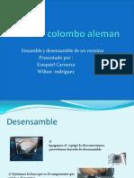 Sena Colombo Aleman