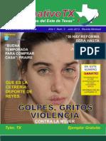 Revista Informativo TX Tercera Edicion Julio 2013 PDF
