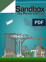 City Sandbox Manual