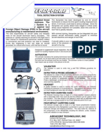 Aeroprobe Scanner