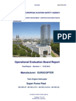 EASA Report-OEB-Final-Report-Eurocopter_Super Puma Fleet Including (C1eL1e)- 15 02 13 - EC+Jms