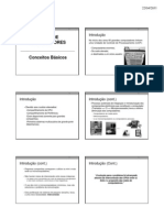Redes 01 - Introducao e Classificacao de Redes - Folhetos