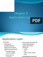 2011-03-5 Chapter 2 - Application Layer
