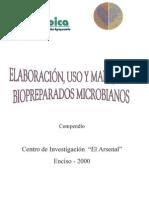 Elaboracion de Biopreparados Microbianos
