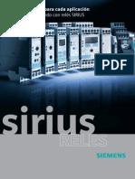 Reles Sirius Enero 2007 -Siemens 1