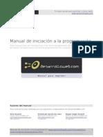 Iniciacion a La Programacion