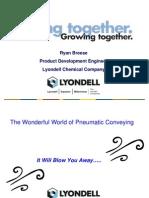 Pneumatic Conveying