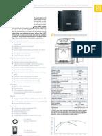 Regulateur Solaire Steca Solarix MPPT20A Specifications FR