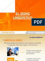 El signo lingüístico.ppt