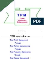 TPM Awareness Process Brief