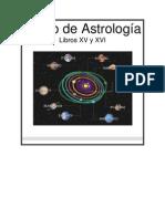 Curso de AstrologíaLIBROS 15 Y 16