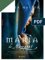 Maria de Nazaret - Halter Marek