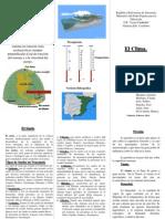 triptico Proyecto geografico