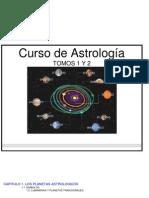 Astrologia Tomo i y II